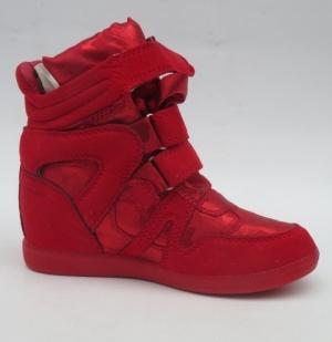 Botki Damskie (35-40) 1410-19 RED